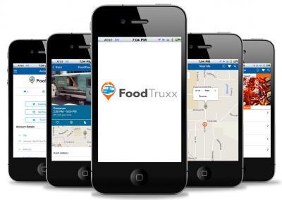 FoodTruxx App