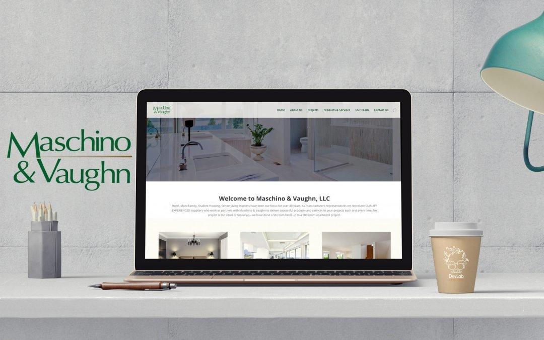 DevLab Creative's Latest Work – Maschino & Vaughn