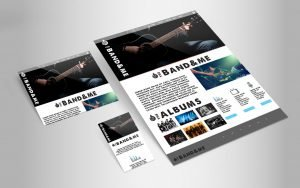 why your band needs a website