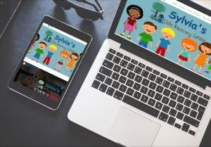 Sylvia's Child Advocacy Center Website