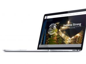 Indiana Strong Web Design